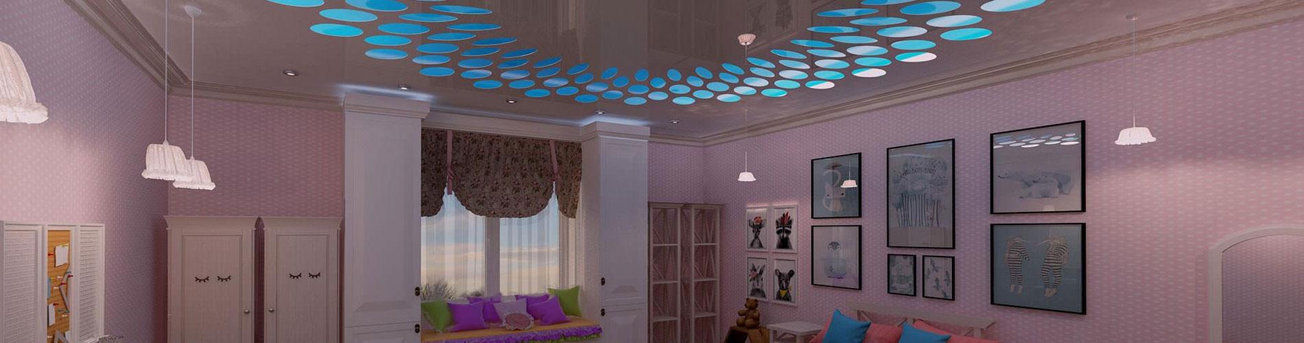 <p>Создан лэндинг для компании &#171;Выбор&#187; (натяжные потолки). Адрес сайта http://vybor44.ru/</p>