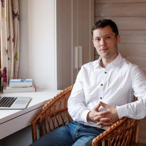 веб-мастер Афанасов Иван